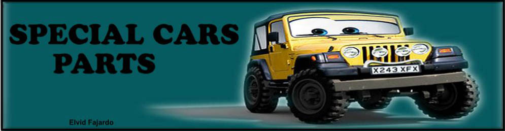 ESPECIAL CARS PARTS