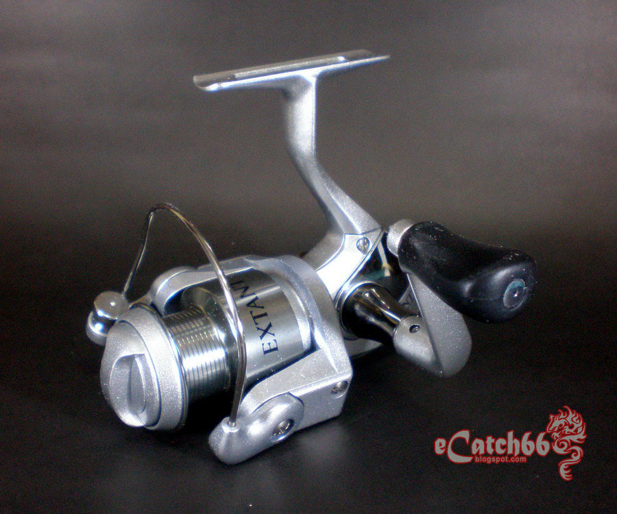 Fishing tackle hobby pinnacle extant metal fishing reel for Pinnacle fishing reels