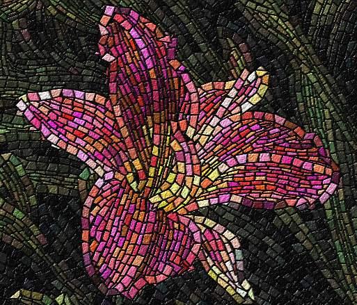 الموزاييك Mosaic.lily