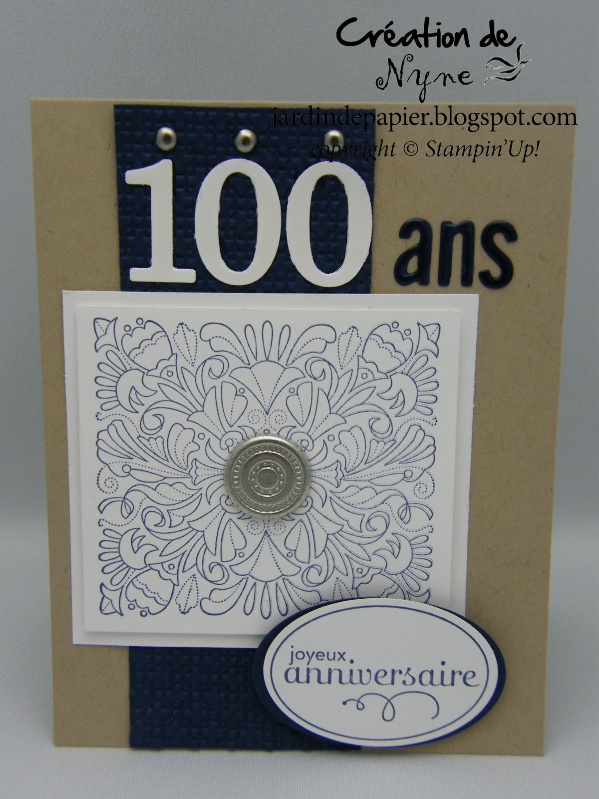 modele invitation anniversaire 100 ans document online. Black Bedroom Furniture Sets. Home Design Ideas