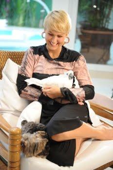 Xuxa e seus animais