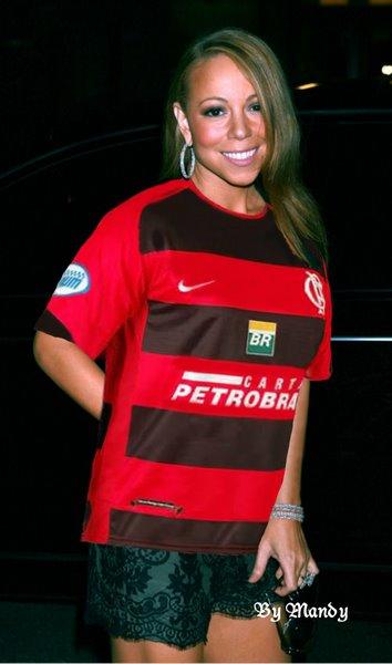 Mariah Carey Flamengo