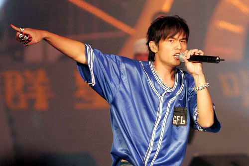 Jay Chou 