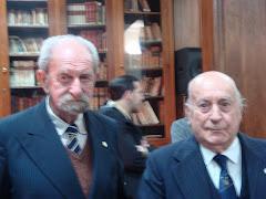 """Presentacion del Libro """"Mariscal TORIBIO DE LUZURIAGA, LIBERTADOR DE AMERICA"""" (12-08-09)"""