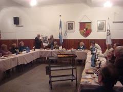 REUNION ROTARY CLUB de TURDERA (17-08-10)