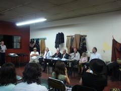 Charla en el CLUB ARGENTINO de BANFIELD (20/11/2010)