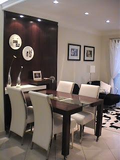 Sonho em constru o minha sala de jantar for Proposito del comedor buffet
