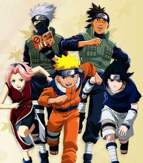 Download Naruto 4ª Temporada Completa