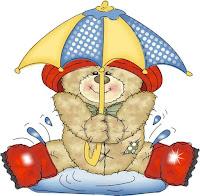 rainyday1 Imagens fofas!! para crianças