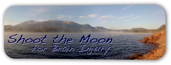 Shoot The Moon for Brain Injury