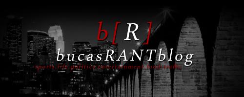 Buca's iRanting Blog