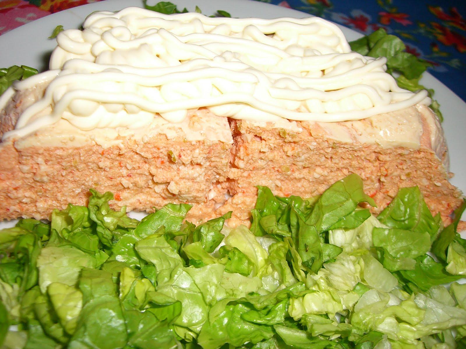 Pastel de gambas utilizando thermomix cocina f cil y barata - Cocina facil y saludable thermomix ...