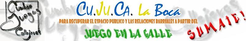 Cu.Ju.Ca. - Cumbre de Juegos Callejeros de La Boca y Barracas