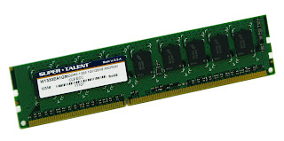 Super Talent DDR3 RDIMM