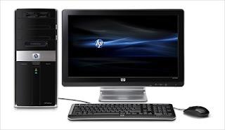 HP PAVILION Elite m9600