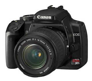 Canon EOS Rebel T1iD - Another Digital Camera from Canon