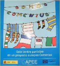 Este año formamos parte de los proyectos comenius