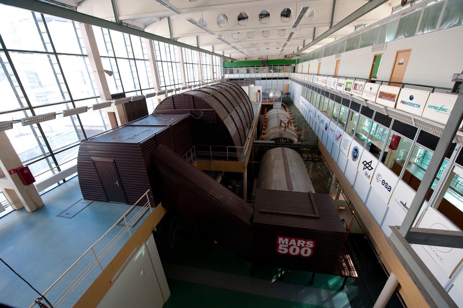 Mars Simulation Chamber The Simulation Chamber at The