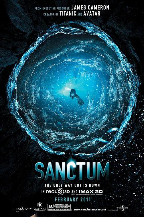 Sanctum (2011) DvDRip-MXMGX