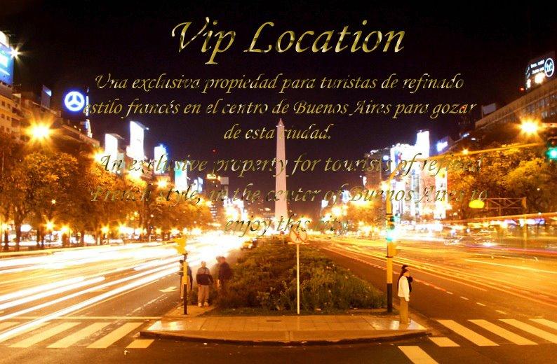 Vip Location - Alquiler temporario en Buenos Aires