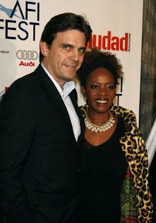 Roderick Spencer and Alfre Woodard