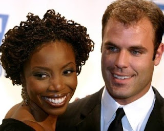 Heather Headley and Brian Musso