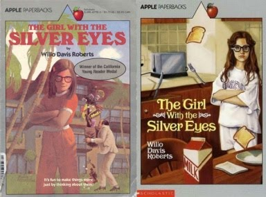the girl with the silver eyes essay