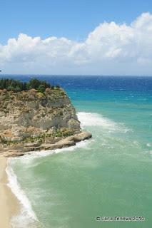 Calabria sea