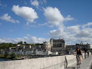 Chateau in Amboise, Loire