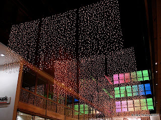Munich Christmas lights