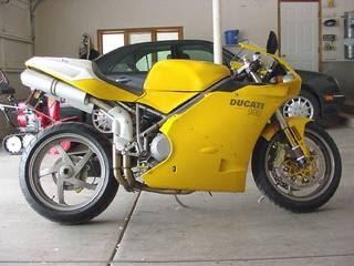 Get Your Bik... Ducati 748 Service Manual