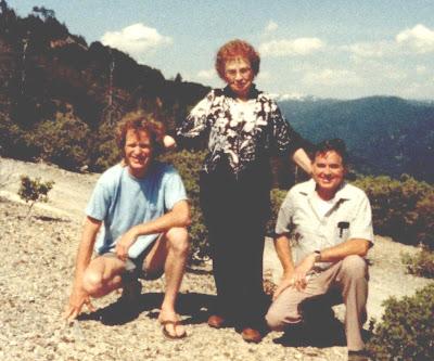 Russell, Grandma Irene Towle, Dick