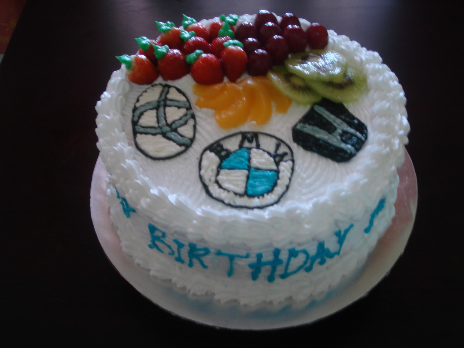 Cake Images With Name Hari : Nanie n Cakes: Happy Birthday Abah