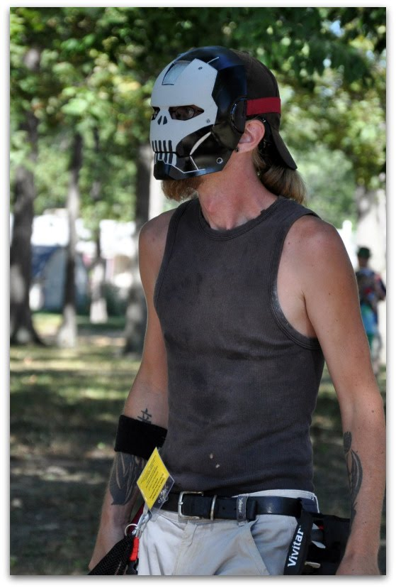Urban taggers random custom iron man masks continued random custom iron man masks continued sciox Image collections