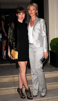 London Celebrity Photographer David Kerr : Tamara Beckwith ...