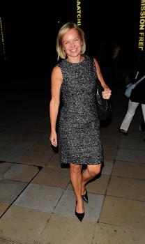 London Celebrity Photographer David Kerr : Mariella Frostrup ...