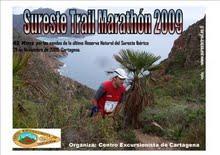 SURESTE TRAIL MARATON 2009