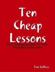 original Ten Cheap Lessons teacher resource book