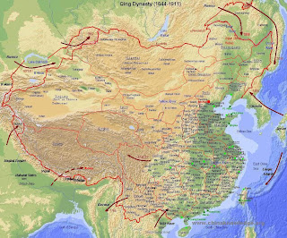 a brief history of manchu dynasty a dynasty in china from 1644 to 1912 World history (c) 2015  dynasty revised and added to the code  china's  last dynasty, ruled from 1644– 1912 the qing originated in manchuria.