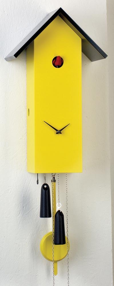 Girl Boy Amp A House Modern Cuckoo Clocks