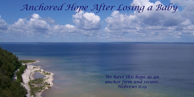 Anchored Hope After Losing a Baby