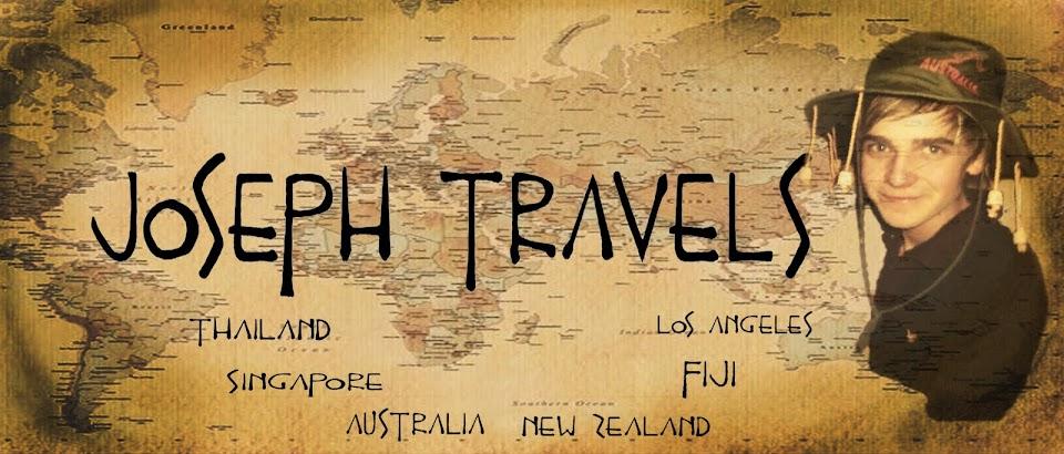 Joseph Travels