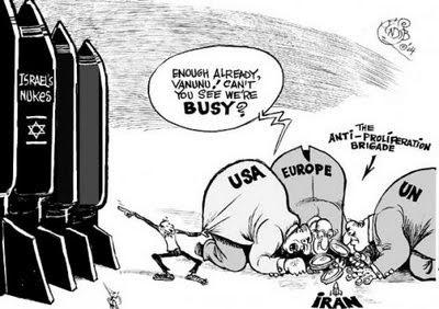 Países ocidentais procurando por provas que confirmem que o Irã esta desenvolvendo armas nucleares.