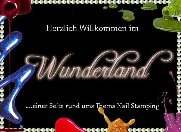 Wunderland - all about stamping