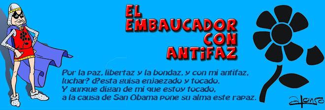 EL EMBAUCADOR CON ANTIFAZ