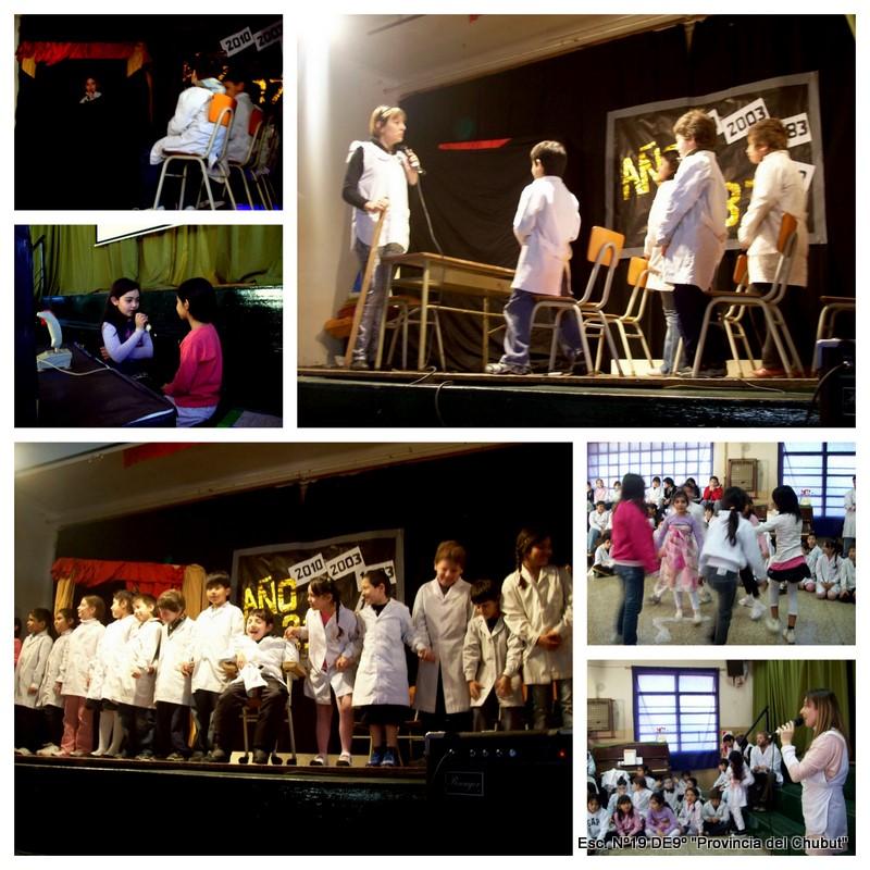 En El D  A Del Maestro  Los Chicos De 2   Y 3   Grado Representaron