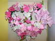 Glitzy Glam Valentine  Wreath