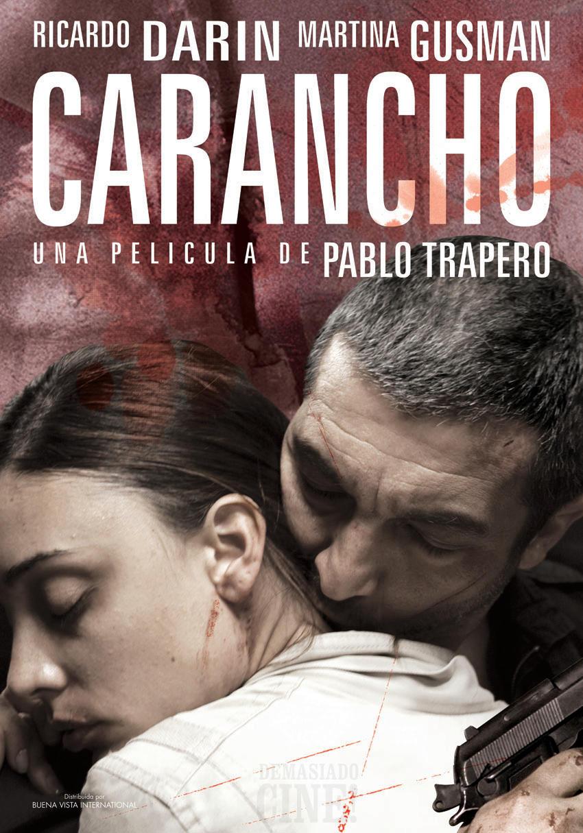 [Patagonik] Carancho (2010) - en salles depuis le 2 février ! Carancho-afiche