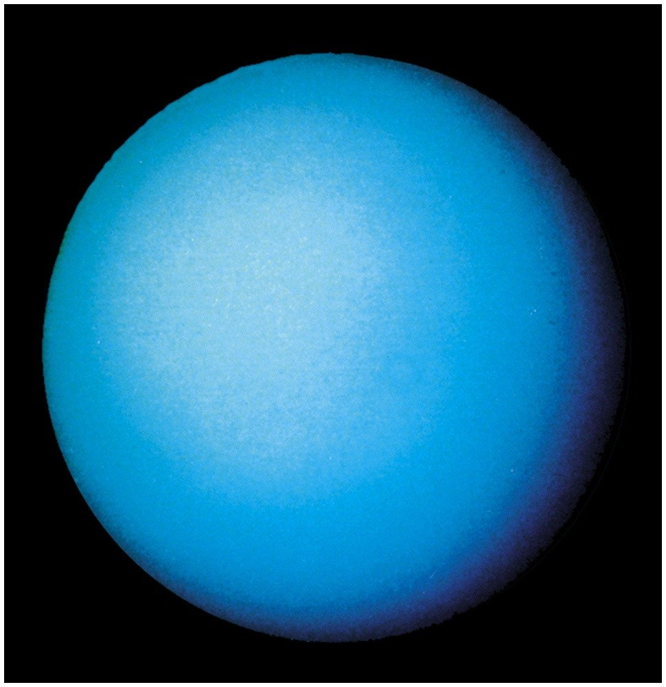 Planet Uranus high quality wallpaper