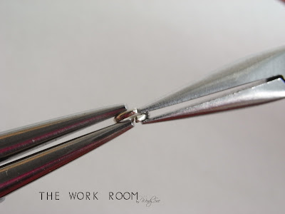 Ring Closing Pliers Use